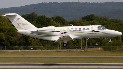 N78HH - Cessna 525B CitationJet CJ3+ - Private