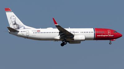 A picture of SERRO - Boeing 7378JP - Norwegian - © Maximilian Haertl