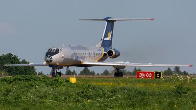 RA-65083 - Tupolev Tu-134A-3 - Turuhan Avia