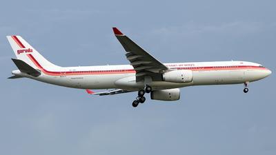 A picture of PKGHD - Airbus A330343 - Garuda Indonesia - © Angga PR