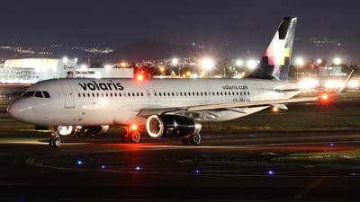 A picture of N527VL - Airbus A320233 - Volaris - © Josué Villa