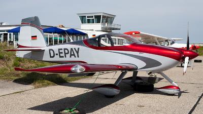 D-EPAY - Vans RV-7 - Private
