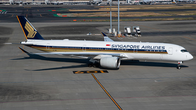 A picture of 9VSMB - Airbus A350941 - Singapore Airlines - © Mashiro