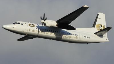 OO-VLO - Fokker 50 - Vizion Air