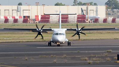 XA-TKJ - ATR 42-500 - Aermoar