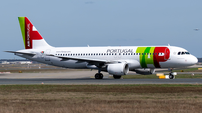 A picture of CSTNH - Airbus A320214 - TAP Air Portugal - © Timo Duda