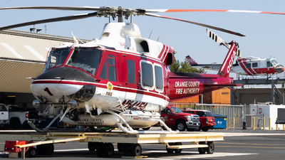 N141FA - Bell 412EP - United States - Orange County Fire Authority