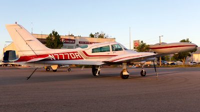 N777DR - Cessna 310Q - Private