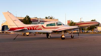 A picture of N777DR - Cessna 310Q - [310Q0940] - © HA-KLS