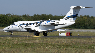 HA-JEV - Cessna 650 Citation III - Jetstream Air