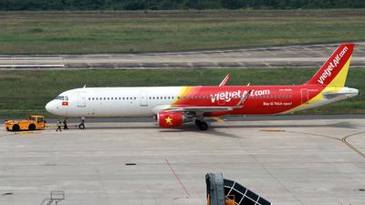 VN-A648 - Airbus A321-211 - VietJet Air