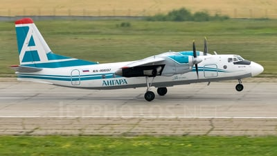 RA-46697 - Antonov An-24RV - Angara Airlines