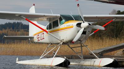 SE-LCZ - Cessna A185F Skywagon - Private