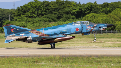 47-6905 - McDonnell Douglas RF-4E Kai Phantom II - Japan - Air Self Defence Force (JASDF)