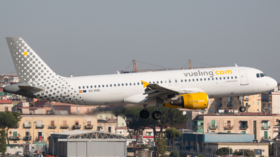 EC-MBL - Airbus A320-214 - Vueling Airlines