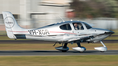 VH-XGR - Cirrus SR22-GTS Turbo - Private