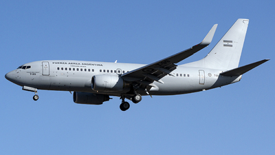 A picture of T99 - Boeing 73776N -  - © Marco Caretta