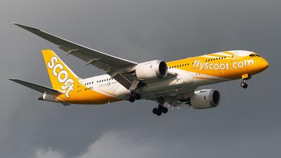 9V-OFE - Boeing 787-8 Dreamliner - Scoot