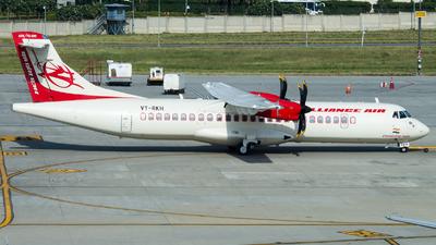 A picture of VTRKH - ATR 72600 - Alliance Air - © Janam Parikh