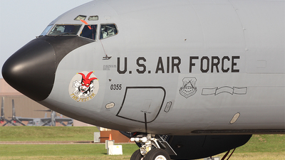 60-0355 - Boeing KC-135R Stratotanker - United States - US Air Force (USAF)