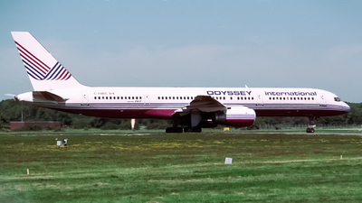 C-FNBC - Boeing 757-28A - Odyssey International