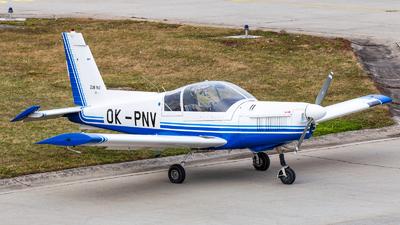 OK-PNV - Zlin 142 - Private