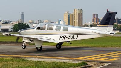 PR-AAJ - Beechcraft A36 Bonanza - Private