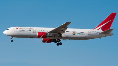 A picture of VPBLC - Boeing 7673Q8(ER) - Royal Flight - © AN888