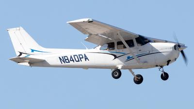 N840PA - Cessna 172S Skyhawk SP - Private