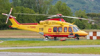 I-TOMS - Agusta-Westland AW-139 - Babcock MCS Italia