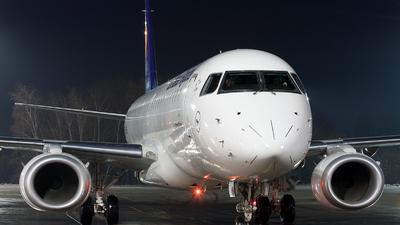 D-AEBN - Embraer 190-200LR - Lufthansa Regional (CityLine)