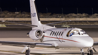 A picture of GLUXY - Cessna 551 Citation IISP - [5510421] - © Ioan Alonso GIl