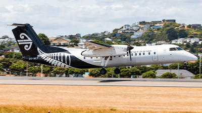 ZK-NET - Bombardier Dash 8-Q311 - Air New Zealand Link (Air Nelson)