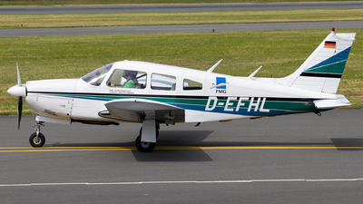 A picture of DEFHL - Piper PA28R200 Cherokee Arrow 2 -  - © Arne P.