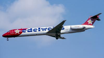 HB-IKN - McDonnell Douglas MD-83 - Edelweiss Air