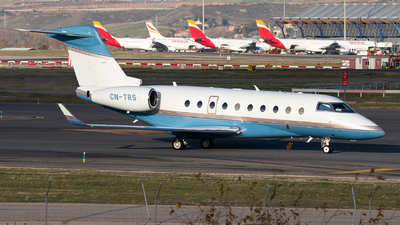 CN-TRS - Gulfstream G280 - Private