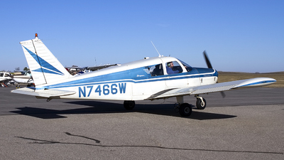 A picture of N7466W - Piper PA28180 - [281369] - © Jeremy D. Dando