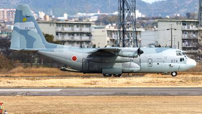 45-1074 - Lockheed C-130H Hercules - Japan - Air Self Defence Force (JASDF)