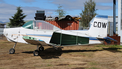 ZK-COW - Victa Airtourer 115 - Private