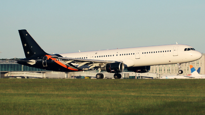 G-POWW - Airbus A321-211 - Titan Airways