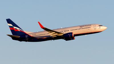 A picture of VQBHC - Boeing 7378LJ - Aeroflot - © Alexander Lebedev