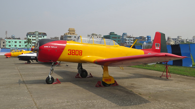 3808 - Nanchang PT-6A - Bangladesh - Air Force