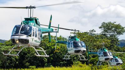 PNC-0918 - Bell 206L-3 LongRanger III - Colombia - Police