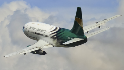 PK-JRM - Boeing 737-2K2C(Adv) - Jayawijaya Dirgantara