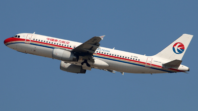 B-9901 - Airbus A320-232 - China Eastern Airlines