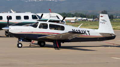 N181KT - Mooney M20S Eagle - Private