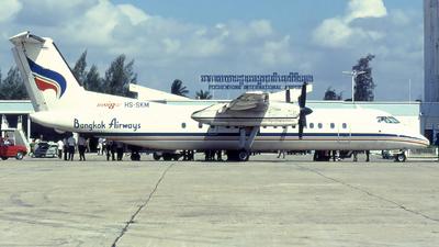 HS-SKM - DHC-8-301 - Bangkok Airways