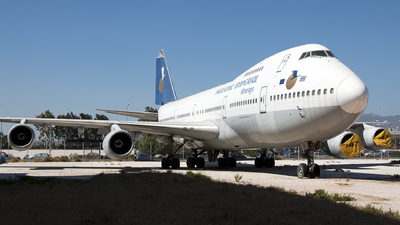 SX-TID - Boeing 747-281B - Hellenic Imperial Airways