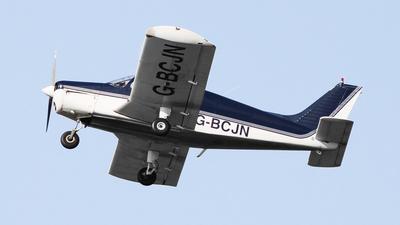 G-BCJN - Piper PA-28-140 Cherokee Cruiser - Private