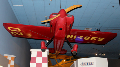 N14855 - Wittman W-10 Tailwind - Private